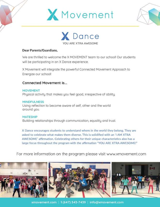 XD Parent Info Sheet (2)